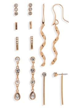 6 Pack Earrings by Bp.