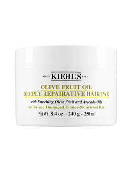 Olive Fruit Oil Repairing Hair Masque by Kiehl's Since 1851