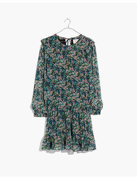 Cecilie Copenhagen Carliane Ruffle Dress by Madewell