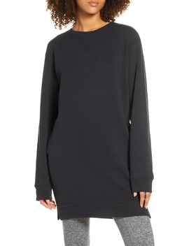 Weekend Tunic Sweatshirt by Zella