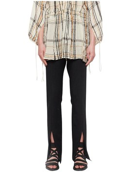 Affirmation Split Trouser by Kitx