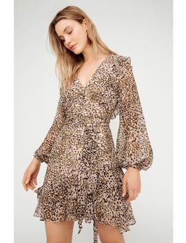 Wild Side Dress by Sheike