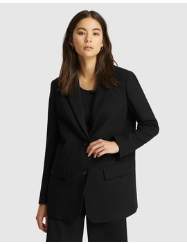Zane Oversized Blazer by Friend Of Audrey