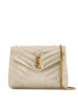 """Loulou Matelassé """"Y"""" Shoulder Bag by Saint Laurent"""