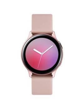 Samsung Galaxy Active2 Aluminium 40mm Smart Watch  Pink Gold206/5885 by Argos