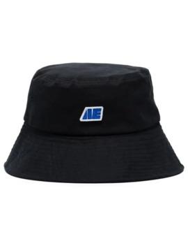 Logo Embroidered Bucket Hat by Ader Error