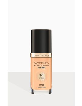 Max Factor Facefinity All Day Flawless Foundation Warm Ivory by Prettylittlething