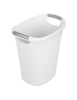 6gal Wastebasket White   Room Essentials™ by Room Essentials