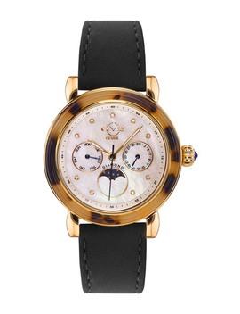 Women's Moon Valley Swiss Diamond Watch, 36mm   0.045 Ctw by Gevril
