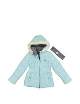 Girls 7 16 Puffer Jacket by Jessica Simpson