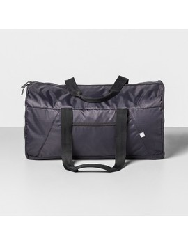 Packable Duffel Bag Gray   Made By Design™ by Made By Design