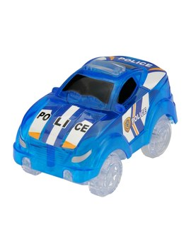 Glow Tracks Police Car by Smyths