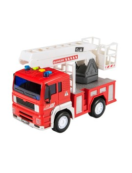 Light And Sounds Fire Engine   Small by Smyths