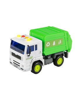 Lights And Sounds Garbage Truck   Small by Smyths