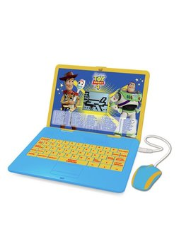 Toy Story Educational Bilingual Interactive Learning Tablet 134/5520 by Argos