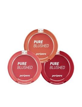 Peripera   Pure Blushed Velvet Cheek   3 Colors by Peripera