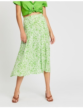 Cuesta Midi Skirt by Faithfull