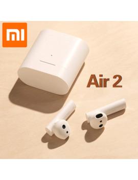 Xiaomi Airdots Pro 2 Air 2 Mi True Wireless Earphone 2 Tws Bluetooth Headset 2 Smart Voice Control Lhdc Tap Control Dual Mic Enc by Ali Express.Com