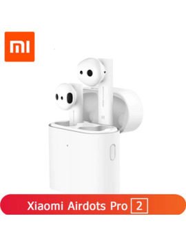 Original Xiaomi Airdots Pro 2 Mi True Wireless Earphone Air 2 Tws Earphone Noise Canceling Lhdc Tap Control Dual Mic by Ali Express.Com