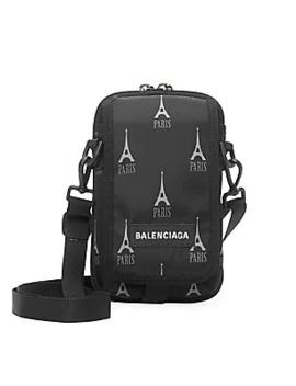 Paris Eiffel Crossbody Bag by Balenciaga