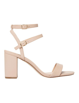 Nadia Mid Block Heels by Forever New