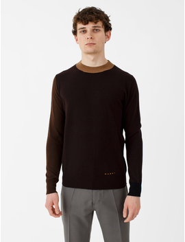 Roundneck Sweater by Marni