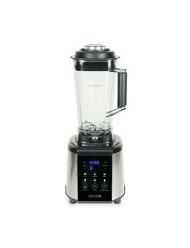 Electri Q 1800 W Multi Functional Blender   Smoothie And Soup Maker With Digital Controls   Black by Electriq