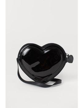 Geantă în Formă De Inimă by H&M