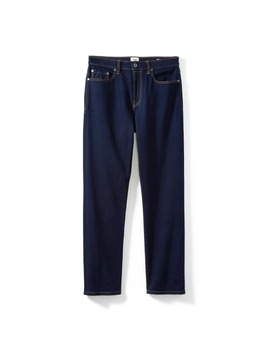 Stretch Selvage Jeans   Tapered by Flint And Tinder