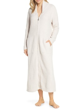 Cozy Chic™ Full Zip Robe by Barefoot Dreams®