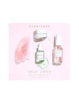 Self Love Facial Ritual Kit by Herbivore Botanicals