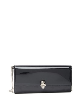 On Chain Strap Wallet by Alexander Mc Queen