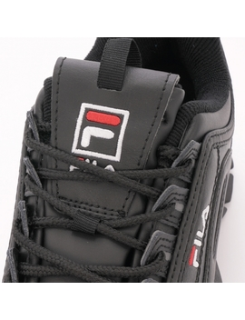 Disruptor Ii Premium   Black by Fila Womens