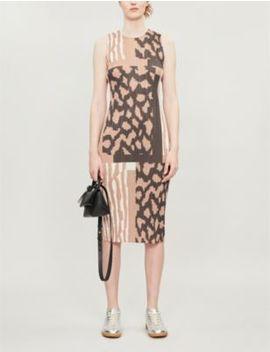 Window Glass Pleated Dress by Pleats Please Issey Miyake