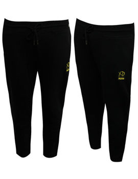 Puma X Xo The Weeknd Track Sweat Pants Bottoms Joggers Black 575350 01 Dd97 by Puma