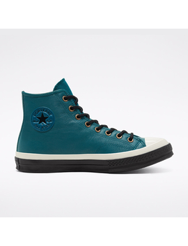 Waterproof Gore Tex Leather Chuck 70 High Top by Converse
