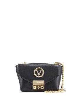 Valentino By Mario Valentino Lola Small Leather Crossbody Bag by Valentino By Mario Valentino