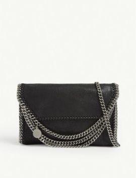 Falabella Vegan Leather Cross Body Bag by Stella Mccartney