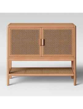 Minsmere Caned Chest Natural Brown   Opalhouse™ by Opalhouse