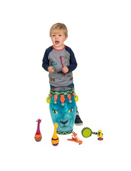 B. Jungle Drum With Instruments by Smyths