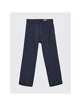 Lemaire Bootcut Pants Blueberry by Très Bien