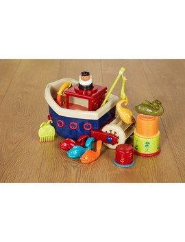 B. Fish N Splish Boat Bath Toy by Smyths