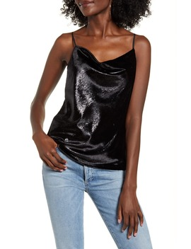 Axel Cowl Neck Camisole Top by Wayf
