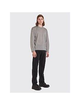 Sunflower Standard Fit Jeans Washed Black by Très Bien