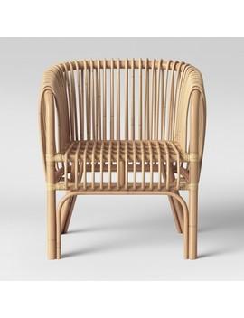 Isabella Rattan Barrel Arm Chair   Opalhouse™ by Opalhouse