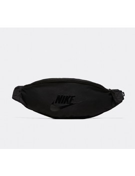 Air Heritage Hip Pack | Glossy Black by Nike