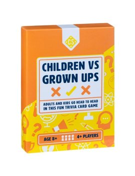 Children Vs Grown Up Party Game by B&M