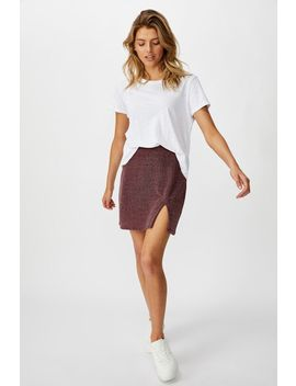 Brandy Mini Skirt by Cotton On