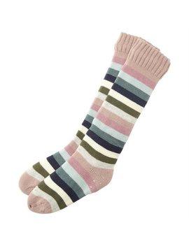 Moonlight Stripe Reading Socks™ by Indigo