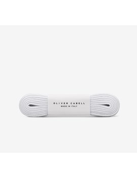 White Cotton Laces by Oliver Cabell